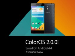 Oppo Releases Android KitKat Based ColorOS v2.0 Update For Find 7, Find 7a