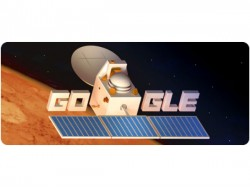 Google Doodle: Mangalyaan Completes One Month On Mars' Orbit