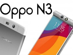 Oppo N3 Releasing Soon in India: 5 Interesting Things We Know So Far