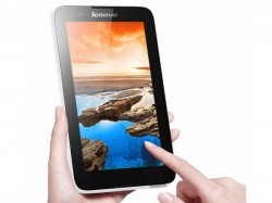 Lenovo Launches A7-30 3G Voice Calling Tablet At Rs 9,999