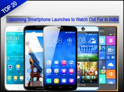 Top 20 Upcoming Smartphone Launches to Watch Out For in India