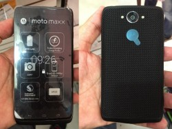 Motorola Moto Maxx aka Droid Turbo Leaks Online Ahead Of Official Announcement