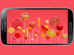 Samsung Galaxy S4 To Receive Android L Update Early 2015