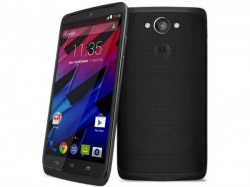 Motorola Announces Moto Maxx With 5.2-inch QHD Display and More