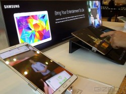 Samsung Galaxy Devices Showcased at SDC 2014: The Future is Already Here