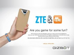 ZTE Nubia Z7, Nubia Z7 Max Set for November 18 India Launch