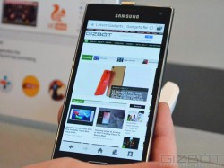 Samsung Z First Look: Built on the roots of Bada, This Time it's Stark