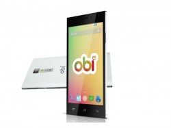 Obi Hornbill S551 With 5.5 Inch HD Display, Quad-Core CPU Launched in India at Rs 9,230