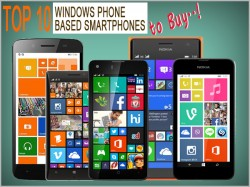 Top 10 Windows Phone-Based Smartphones to Buy in India this November