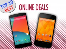 Android 5.0 Lollipop Now Available for Google Nexus 5, Nexus 4: Top 10 Best Online Deals To Buy