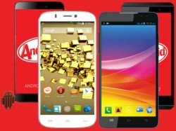 Top 10 Micromax Smartphones With Android KitKat, Dual SIM Support To Buy in India this November