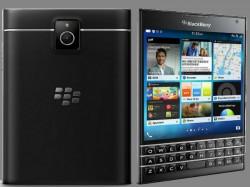 BlackBerry Passport: Top 7 Best Online Deals to Buy in India