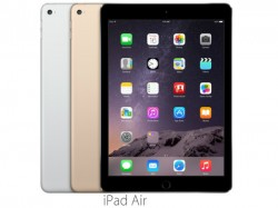 Apple iPad Air 2 Available With 64 Bit A8 Processor: Top 5 Best Online Deals To Buy