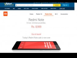 Redmi Note Sold Out in 6 Seconds: Xiaomi Weaves Magic Once More