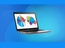 HP Elitebook Folio 1020: HP Announces Fanless Laptop Thinner than MacBook
