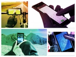 10 Smartphones With Ultra Sensitive Glove Mode Screens