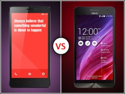 Xiaomi Redmi Note Vs Asus Zenfone 5: So What if Prices are Same..?