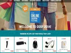 GOSF 2014 Best Offers: Top 10 Online Sites Offering Smartphone Accessory to Buy At Rs 299