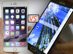 Samsung Galaxy Note Edge Vs Apple iPhone 6 Plus: The Epic Battle Goes Beyond Specs
