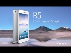 Oppo R5 Now Up for Pre-Order at Rs 29,990