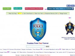 Hyderabad Police Mobile App for Women's Safety