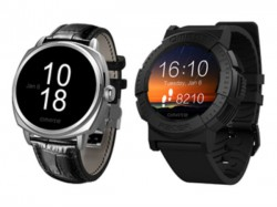 CES 2015: Omate Unveils Racer and Roma Smartwatches under Circular Lineup