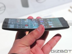 LG G Flex 2 Launched with 5.5-inch Full HD Curved P-OLED Display at CES 2015