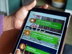 Singapore firm Launches Mobile App for Halal Foodies