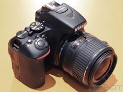 Nikon D5500 DSLR: Meet Nikon's First Touch-Enabled DSLR With 24.2 MP Sensor