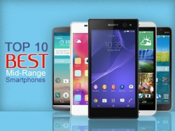 Top 10 Best Mid-Range Smartphones Between Rs 15,000 to Rs 25,000 in India