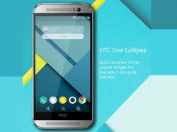 HTC to Roll-out Lollipop Update for One M8 Unlocked Variant and Developers