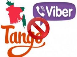 Bangladesh blocks Viber, Tango apps for security