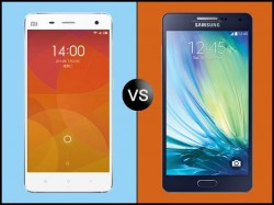 Xiaomi Mi 4 Vs Samsung Galaxy A5: Here's The Battle To Watch Out For