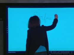 Microsoft Unravels Surface Hub, a Giant 4K TV Set With Windows 10