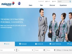 Malaysia Airlines website hacked by Cyber Caliphate