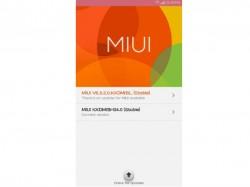Xiaomi Mi 3 Gets MIUI 6 Update in India