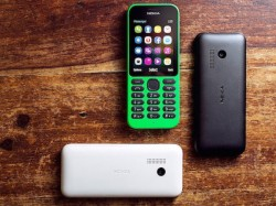 Nokia 215: Microsoft's Cheapest Connected Phone Launched