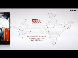 Lenovo A6000 Second Flash Sale: 20,000 Units Sold Out in 3 Seconds