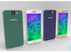 Samsung Galaxy S6 New Renders Surface Online: Looks Amazing [PICTURES]