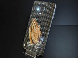 Samsung Galaxy Note Edge with Swarovski crystals: New Limited Edition Looks Incredible