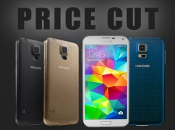 Samsung Galaxy S5 gets Another Price Cut, Now Available at Rs 32,900: Top 10 Deals