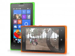 Microsoft Lumia 532 Dual SIM with Lumia Denim Update Launched at Rs 6,499