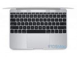 Apple 12-inch MacBook Air To Get Touch ID Fingerprint Sensor [REPORT]