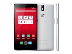 OnePlus One Silk White Variant 16GB Launched at Rs 18,999