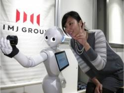 Sensor to help Robots Read human Expressions