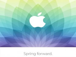 Apple Sets March 9 For Expected Apple Watch Event