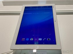 Sony Xperia Z4 Tablet First Look: Super Thin, Fast and Productive