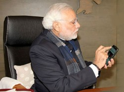 Modi Among 30 Most Influential People on Internet: Time