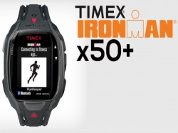Timex IronMan Run X50+ Smartwatch, Fitness Tracker Launched