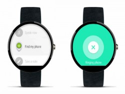 Lost Your Phone, Dont Worry Android Wear Will Find It For You Through Voice Command